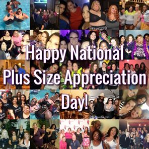 National Plus Size Appreciation Day Wishes Images