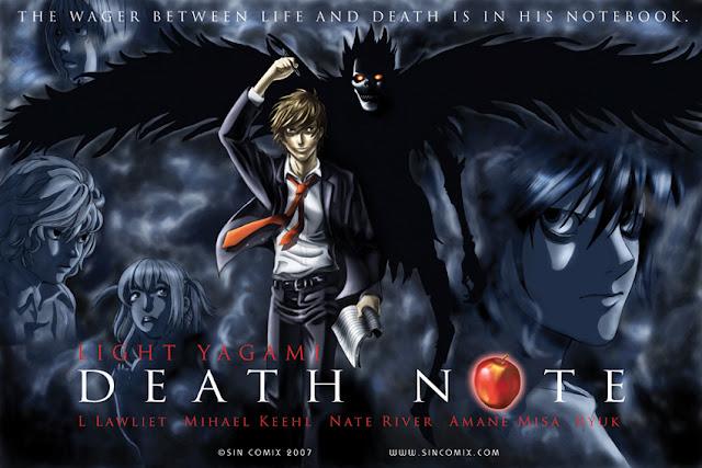 Death Note (Batch) Subtitle Indonesia