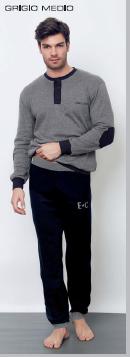 piżama_męska_enrico_coveri_rzymskie_zakupy