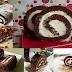 طريقة عمل سويسرول بالشوكولاتة حضريها في 25 دقيقة فقط