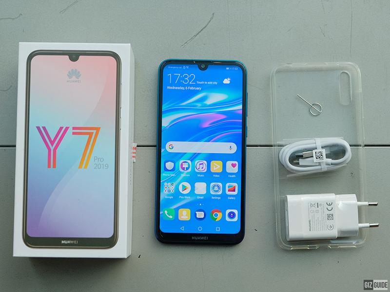 Best 5 features of Huawei Y7 Pro 2019