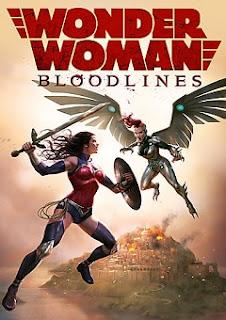 Wonder Woman Bloodlines 2019