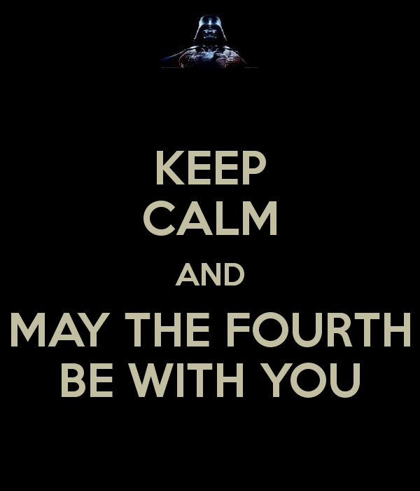 Star Wars May The Fourth: ADVENTURES OF CAP'N AUX: Interlude: May The Fourth Be With
