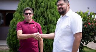 Vicente Brilhante e Cícero Macêdo formam chapa de oposição em Santana do Cariri