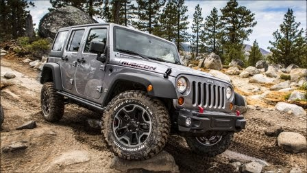 2016 Jeep Wrangler Unlimited Rubicon Off Road