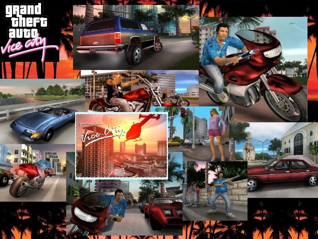 Grand Theft Auto Vice City Full Version Free Download 100