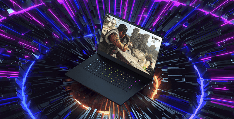 Razer Blade 15 with up to 300Hz screen and Intel 10th Gen CPU announced
