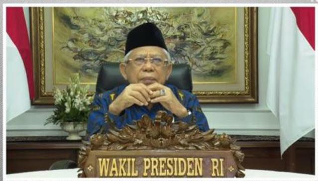 Disebut Wapres yang Terlupakan, Maruf Amin: Tidak Masalah