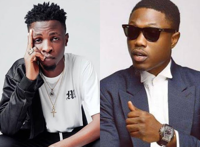 See Laycon's response when asked who is bigger him or Vector