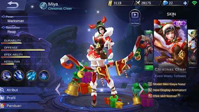 Miya, Jenis Hero Dalam Game Mobile Legends