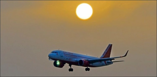 549 Crores Loss Due To Indian Airline