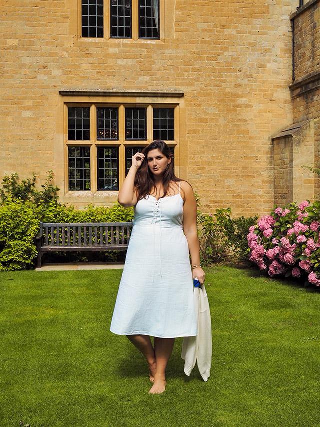 Foxhill Manor white dress