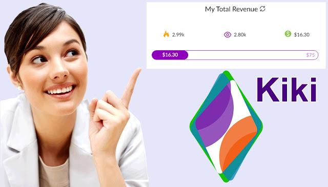 تطبيق كيكي Kiki وإستراتيجية العمل عليه من أجل ربح المال بكل سهولة 2020
