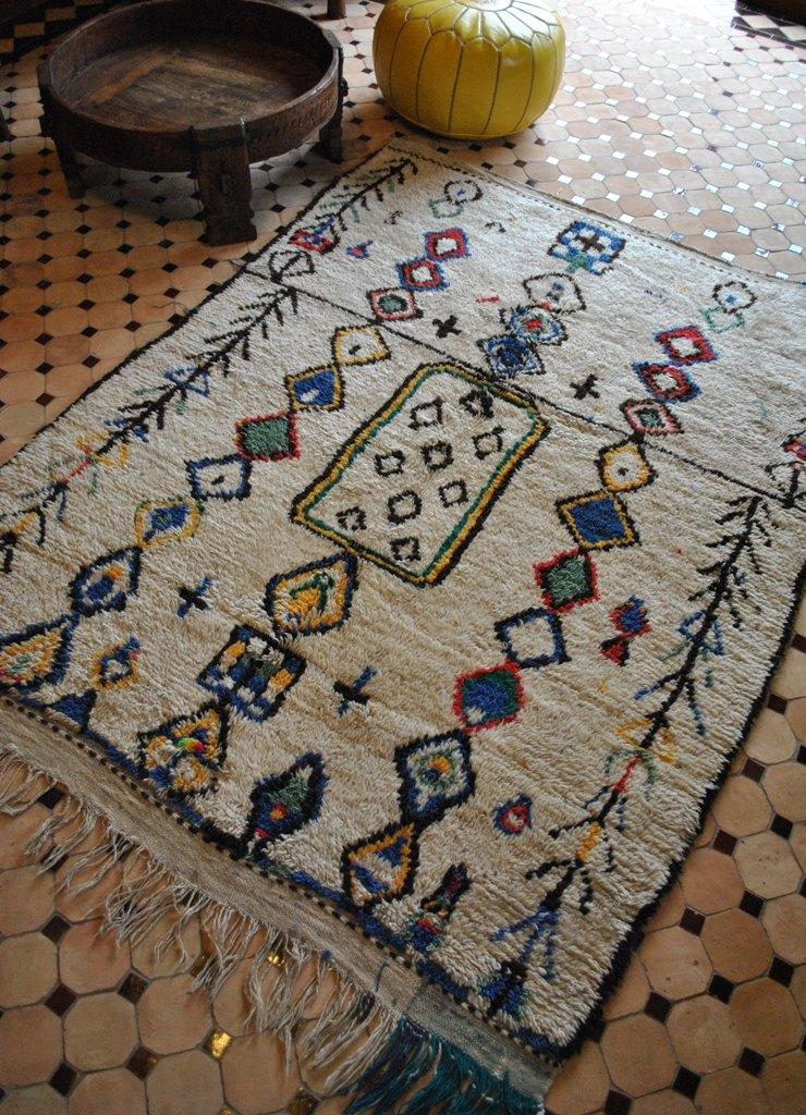Beyond Marrakech Azilal Carpets