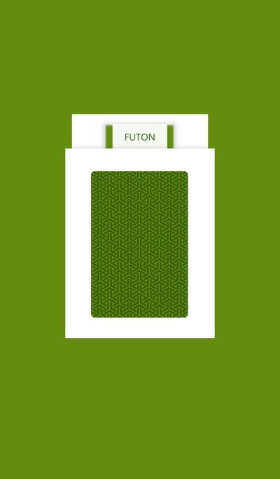 FUTON[Green]