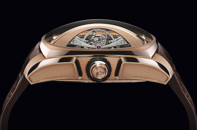 Cyrus Klepcys Vertical Tourbillon