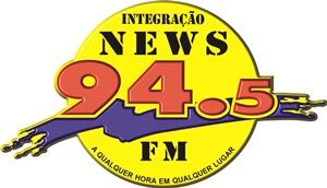 Ouvir agora  Rádio Integração News 94.5 FM Morrinhos / GO