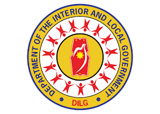 DILG - Department of the Interior and Local Government Logo Vector