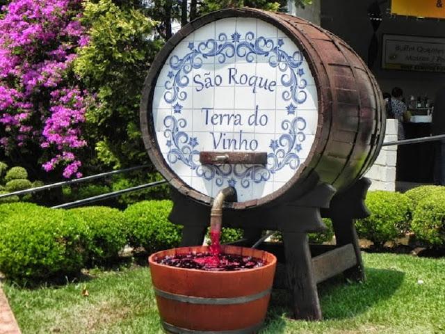 roteiro vinho são roque
