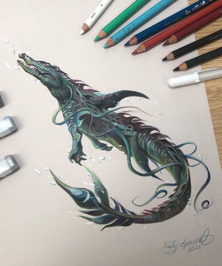 05-Crocodile-fish-hybrid-Katy-Lipscomb-www-designstack-co