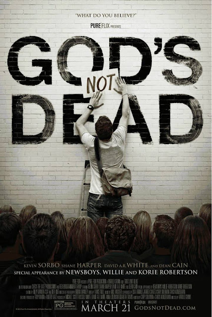 The latest movies God is not dead