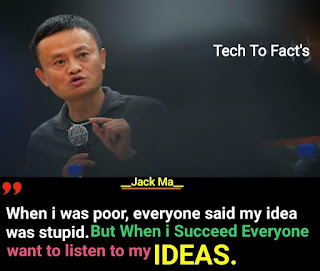 What is the monthly income of Jack Ma?