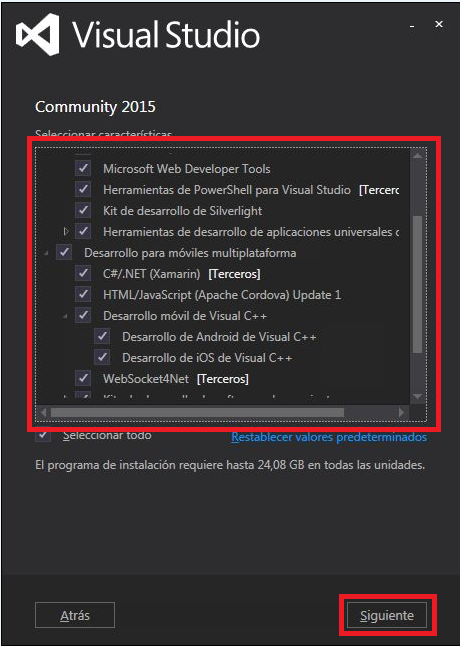 visual studio 2015 community full crack