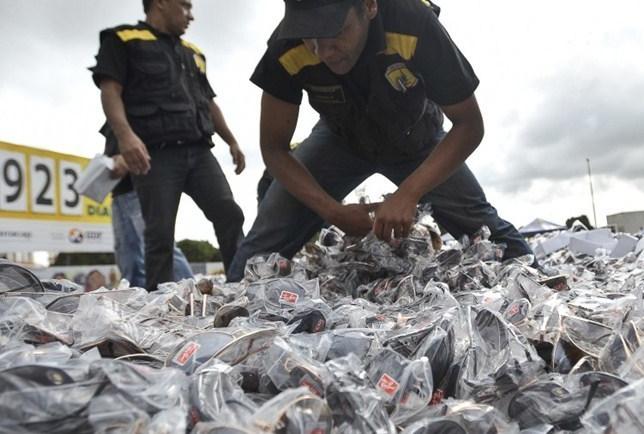Receita Federal bate recorde em apreensões de contrabando com R$ 1,171 bilhão