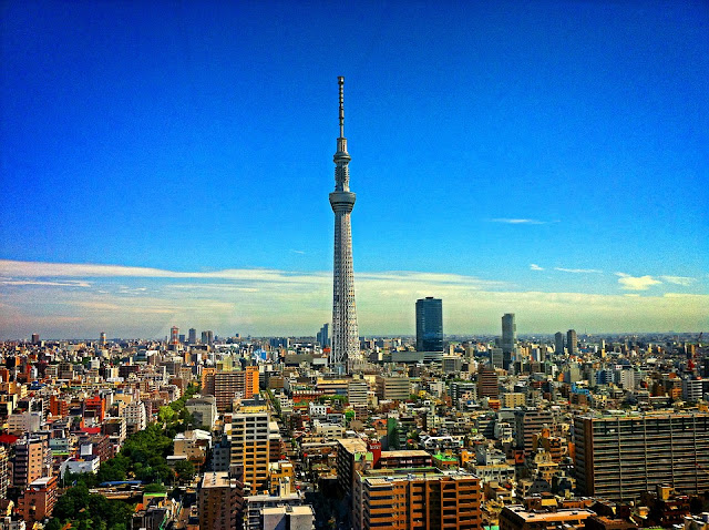 TOKYO SKYTREE PHOTO FROM PIXABAY