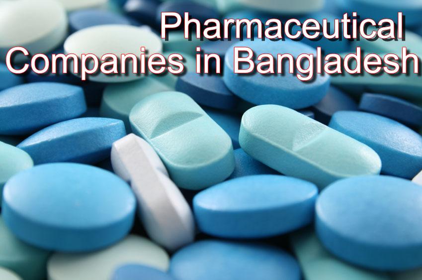 Address of Pharmaceutical Companies in Bangladesh