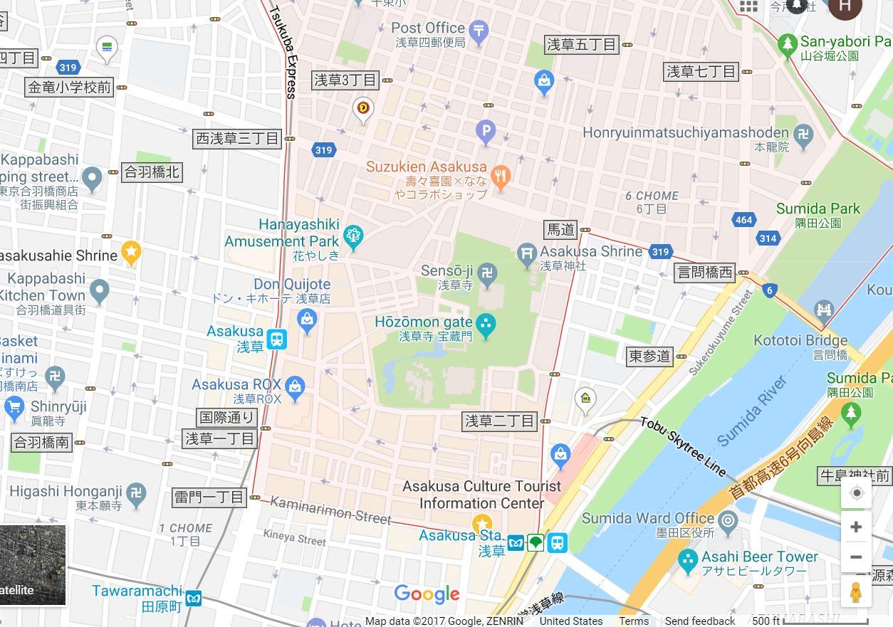 lea pof travels: Tokyo, Japan: Asakusa