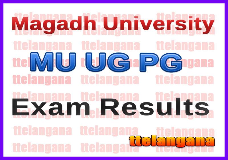 MU UG PG Results