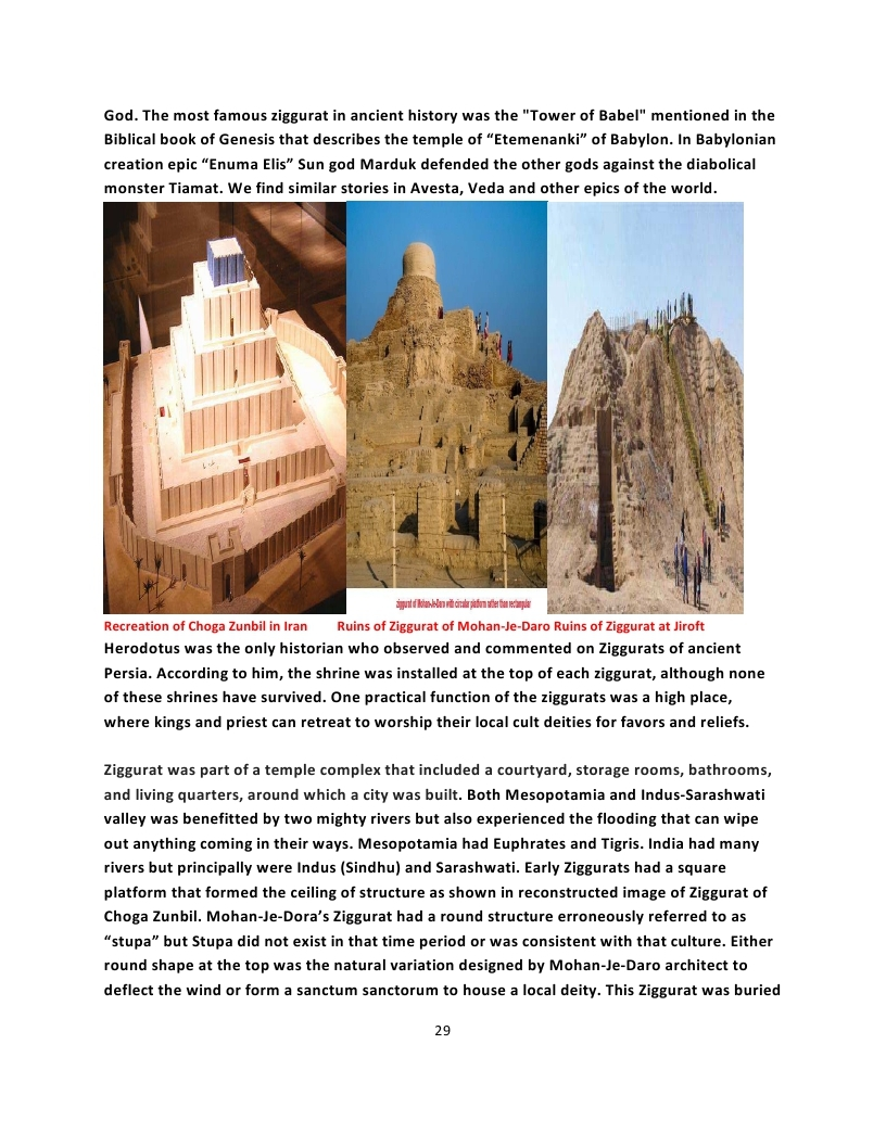 Reinterpretation and Review Of Ancient History and Civilization