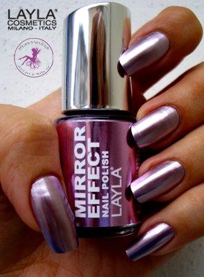 Aspettando i mirror effect layla - Diva nails prodotti ...