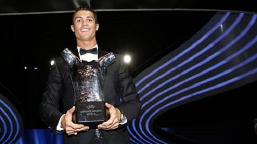 Ronaldo xứng đáng là vua phá lưới trong thời điểm hiện tại