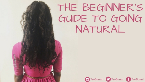 FroBunni | The beginner's guide to going natural