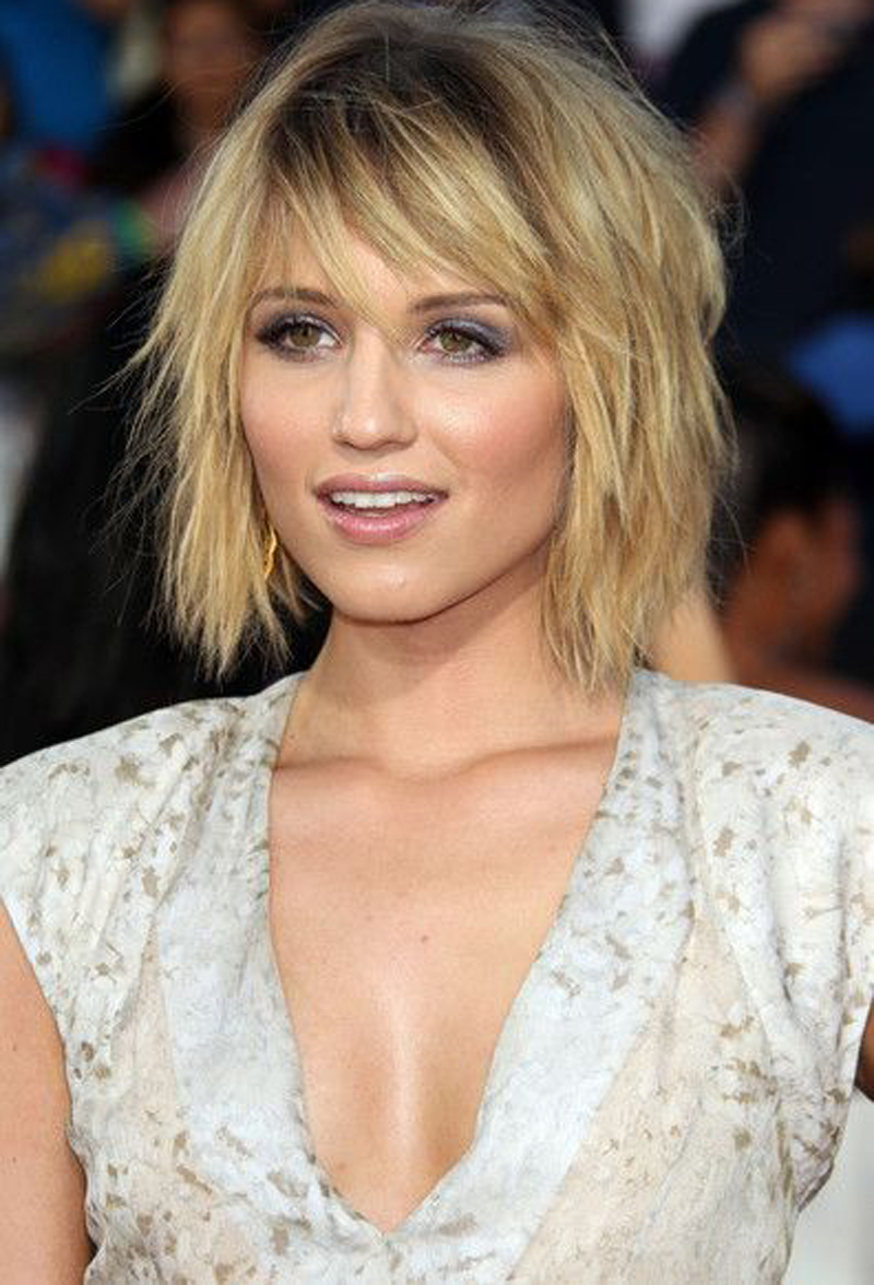 How to Style a Layered, Messy, Short Bob