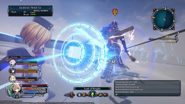 Cyberdimension Neptunia: 4 Goddesses Online Free Download Screenshot 3