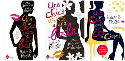 Serie Elige tu propia aventura... erótica - Helena S. Paige https://dialectura.blogspot.com.es/