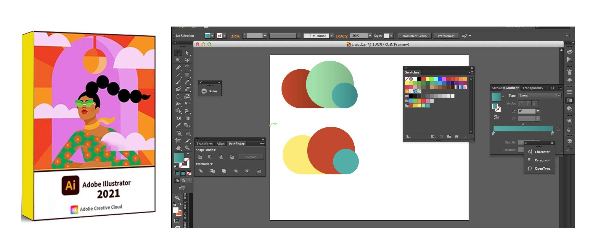 Cara Install Adobe Illustrator CC 2021 MAC