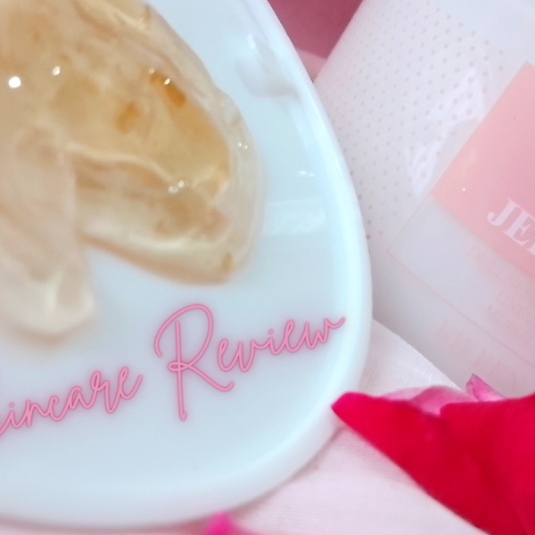 Skincare Review: Rose Jelly Mask By Eileen Grace