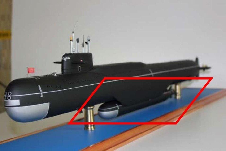 Kiniečiai apie rusų povandeninį laivą AC-12