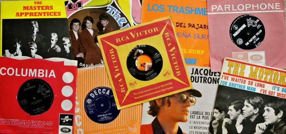selling rare records on vinyl