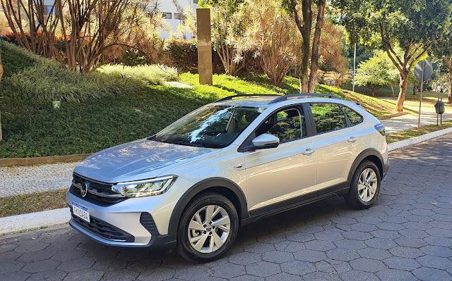 Volkswagen Nivus Comfortline - SUV Cupê