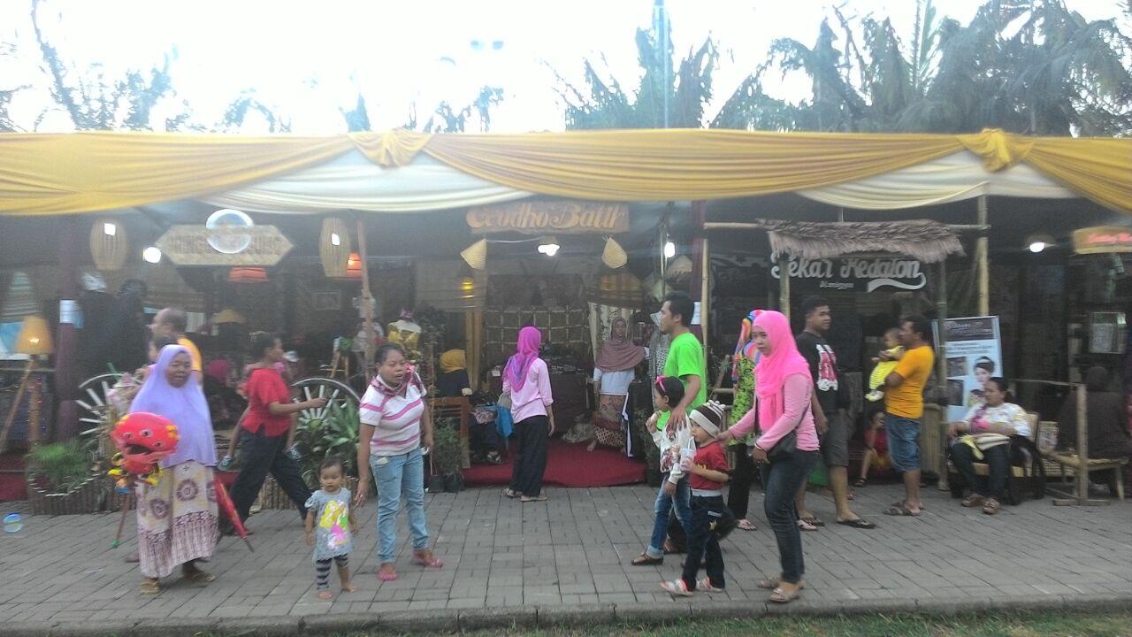 UKM Batik Kerajinan Dan Makanan Mewarnai Banyuwangi Batik