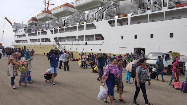 Terkait PPKM Darurat, Kapal Pelni KM Kelud Tidak Beroperasi dari Tanggal 19 Juli Hingga 27 Juli 2021
