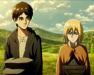 Eren dan Historia