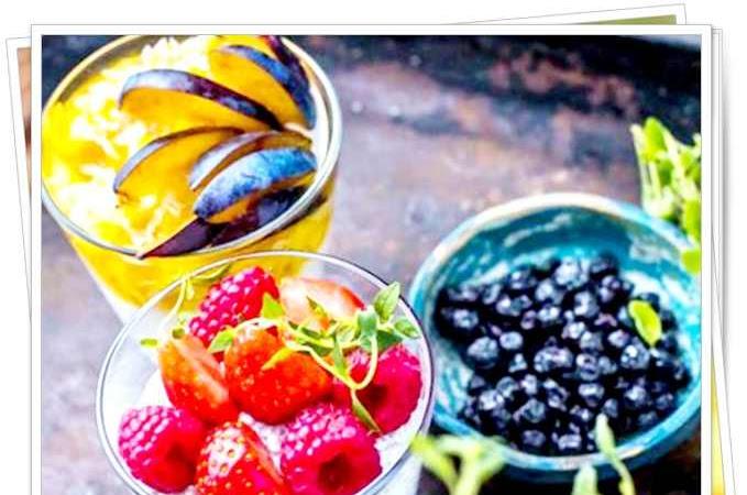 5 porții de Fructe și Legume egal un risc mai mic de deces legat de cancer