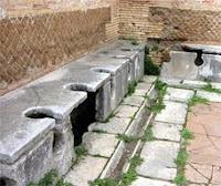 wc pada jaman romawi