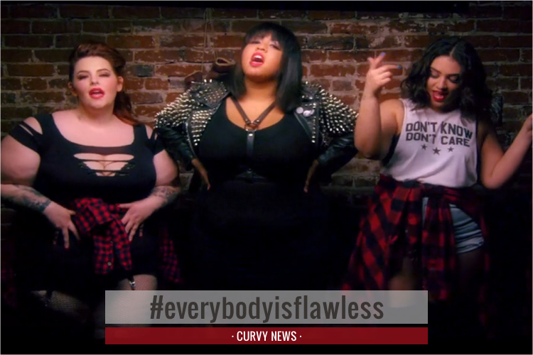 EveryBODYisflawless · Curvy News